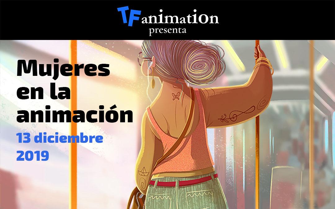 """Mesa redonda """"Mujeres en la animación"""""""
